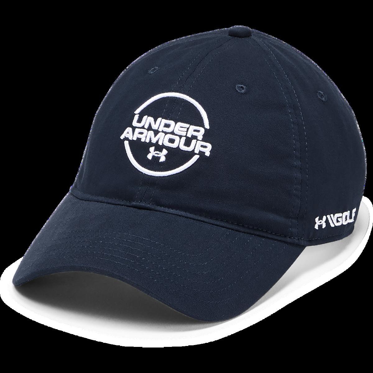 77ca50c1152 Under Armour Jordan Spieth Washed Cotton Hat | PGA TOUR Superstore