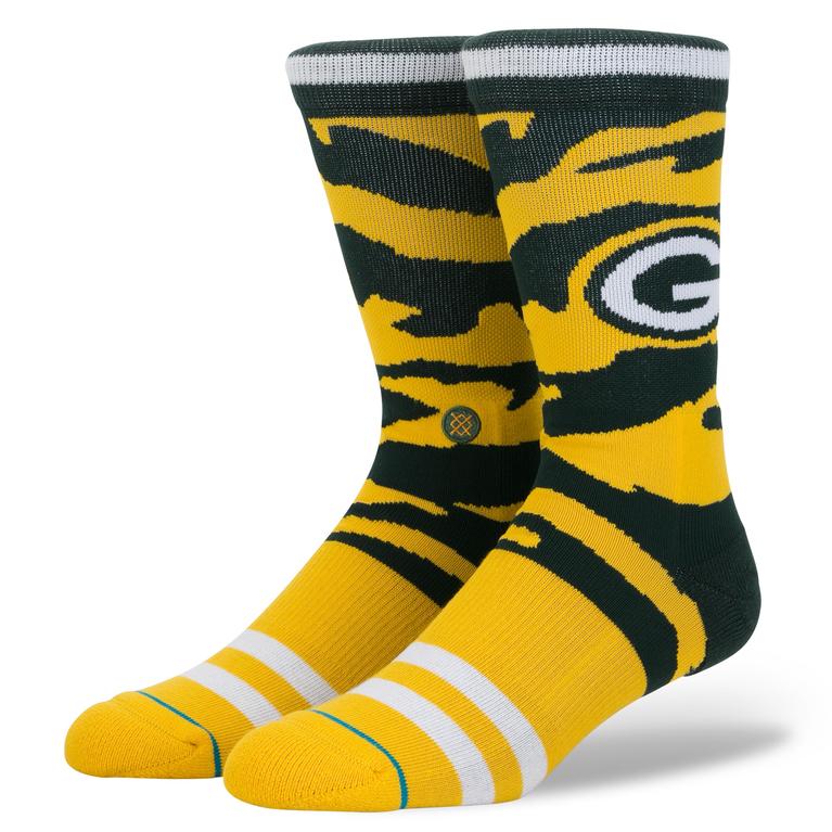 Stance Packers Camo Socks