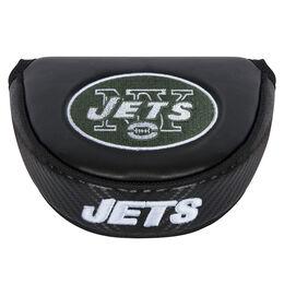 Team Effort New York Jets Black Mallet Putter Cover