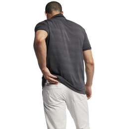 Zonal Cooling Contrast Stripe Polo
