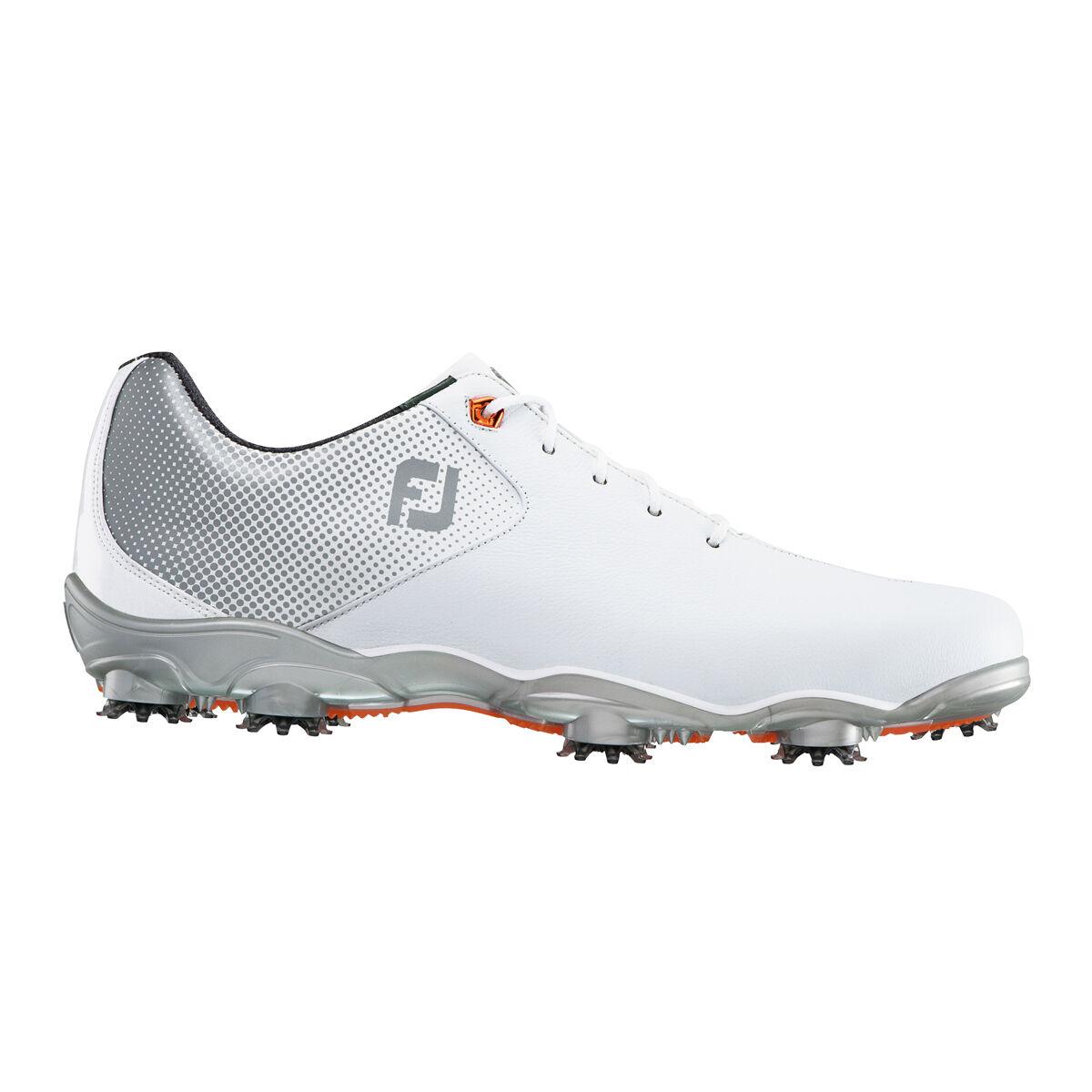 7c094c6004d5 FootJoy D.N.A. Helix Men s Golf Shoe - White Silver