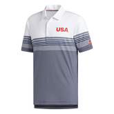 Alternate View 8 of USA Golf Ultimate365 Stripe Polo Shirt