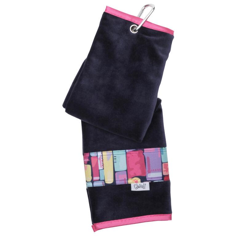 Tile Fusion Towel