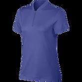 Dri-Fit Short Sleeve Zipper Placket Polo