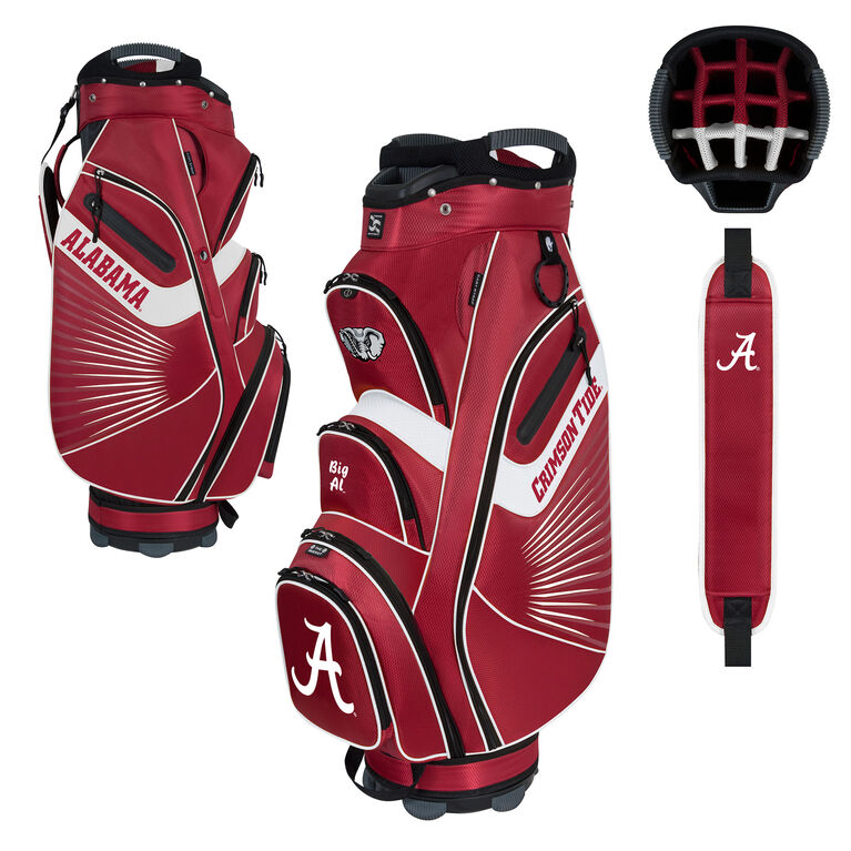 Team Effort Alabama Bucket II Cooler Cart Bag