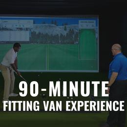 Fitting Van Experience 90 Minute Gift Certificate