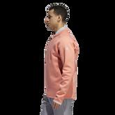 Alternate View 2 of Long Sleeve Quarter Zip Blade Collar Sweater