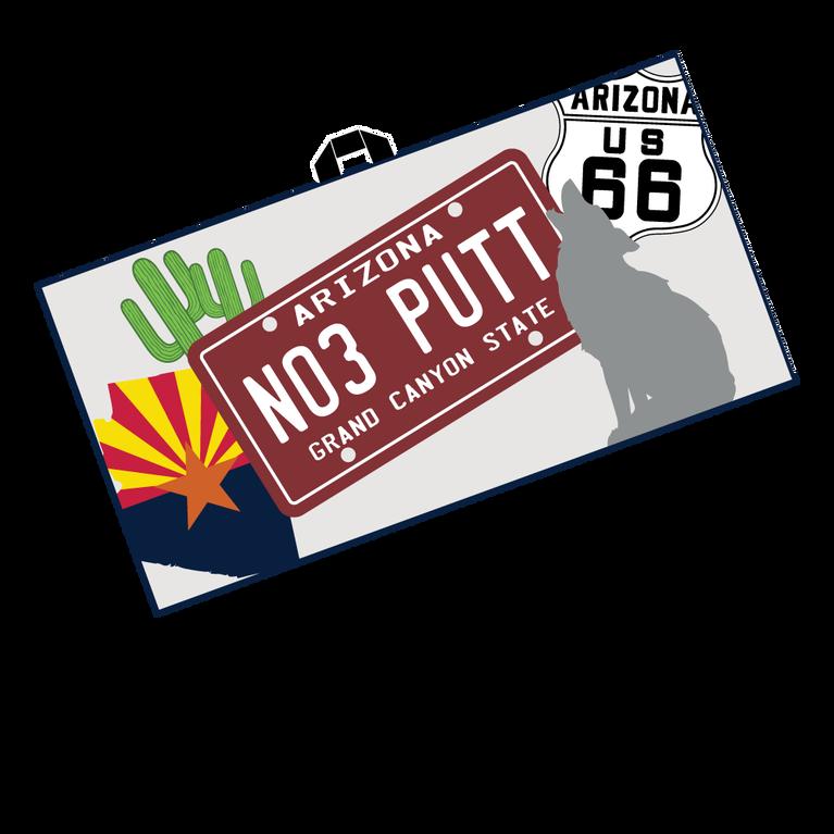 Arizona - Microfiber Players Towel
