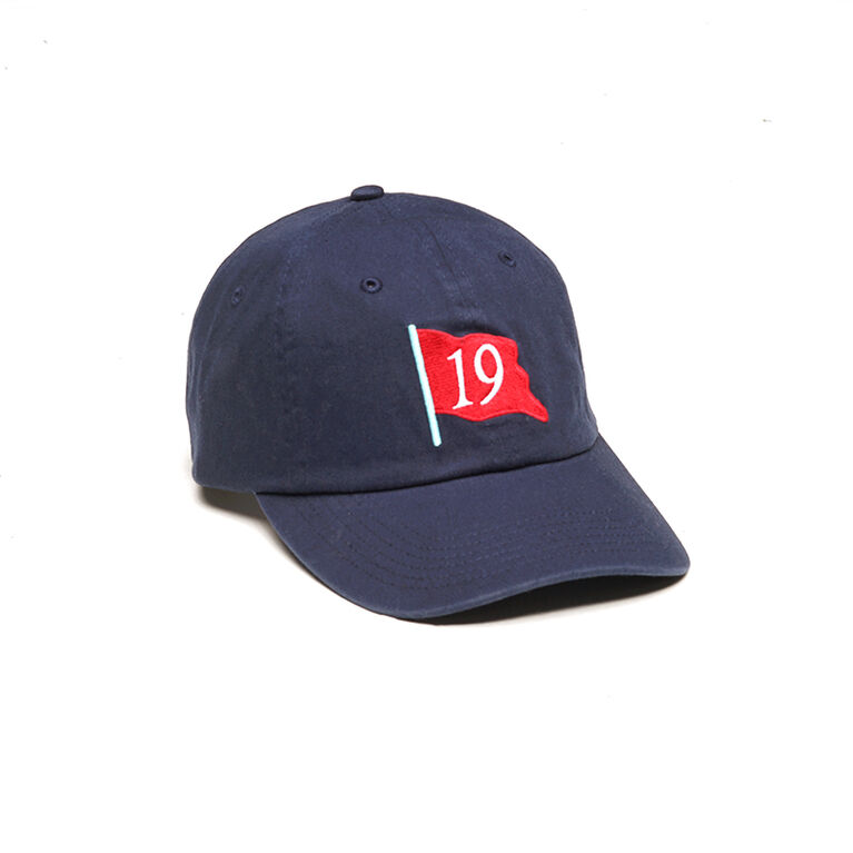 Unstructured 19th Hole Hat