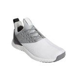 Alternate View 2 of Adicross Bounce 2 Men's Golf Shoe - White/Silver