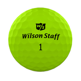 Alternate View 2 of DUO Professional Matte Green Golf Balls - Personalized