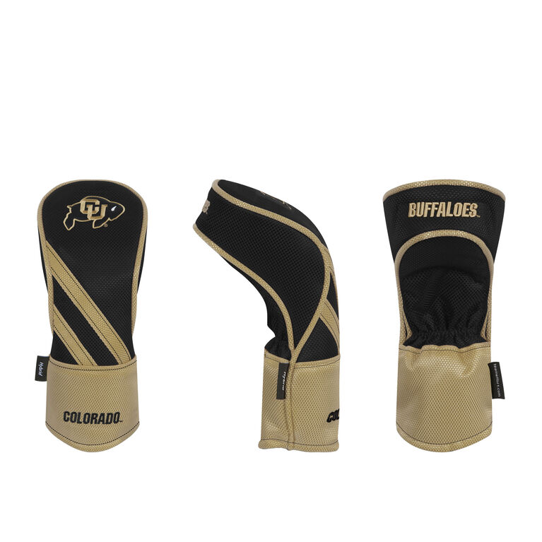 Team Effort Colorado Buffaloes Hybrid Headcover