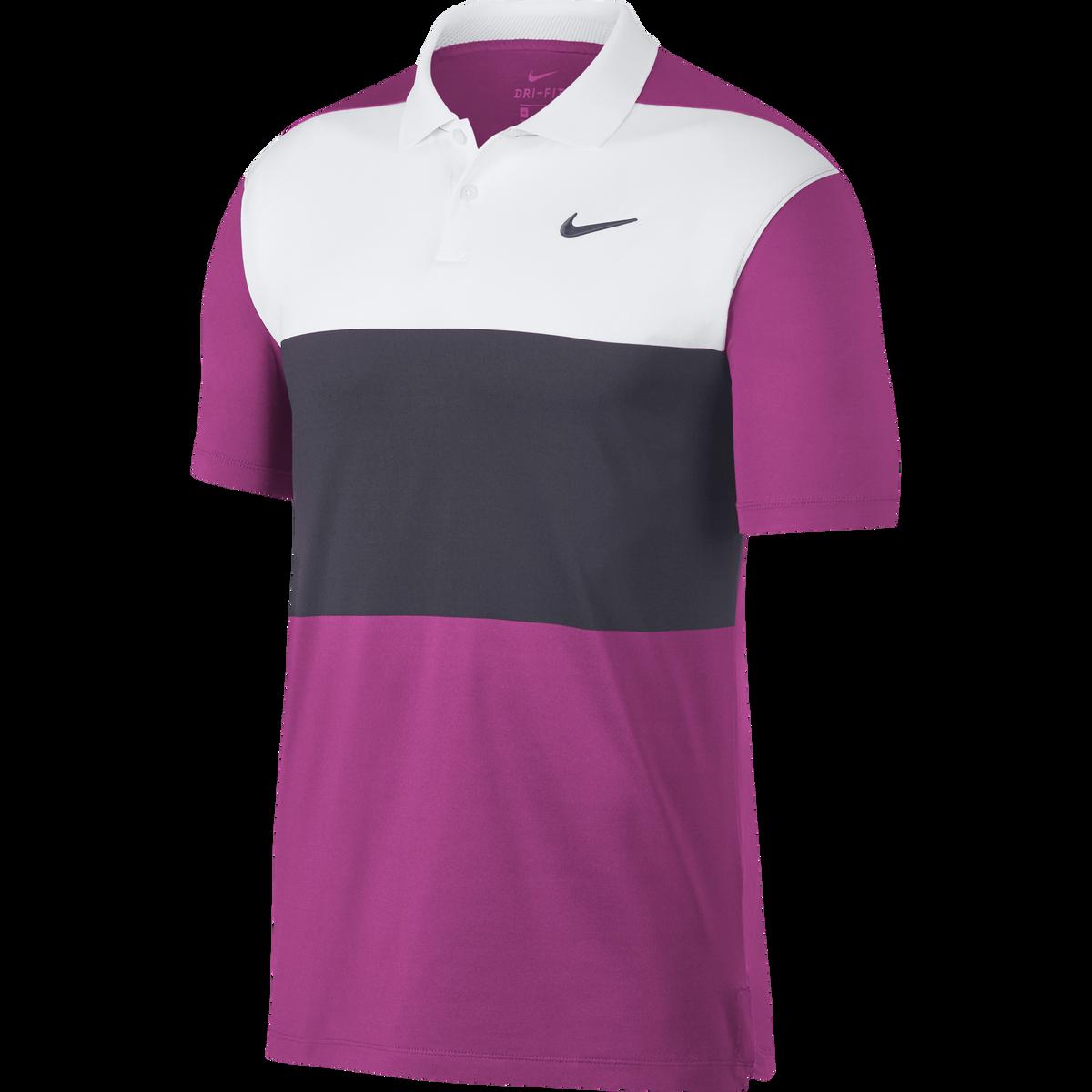 80f0d4561 Nike Dri-Fit Vapor Block Stripe Polo | PGA TOUR Superstore