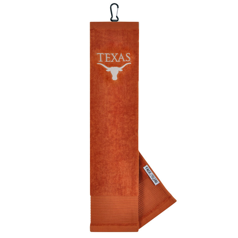 Team Effort Texas Longhorns Tri-Fold Towel