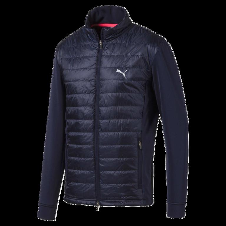 Quilted Primaloft Golf Jacket