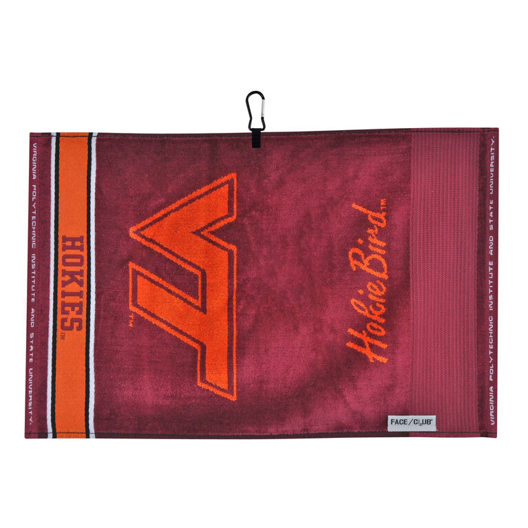 Team Effort Virginia Tech Towel