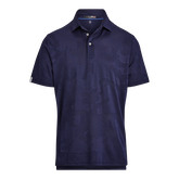 Alternate View 4 of Classic Fit Jacquard Polo