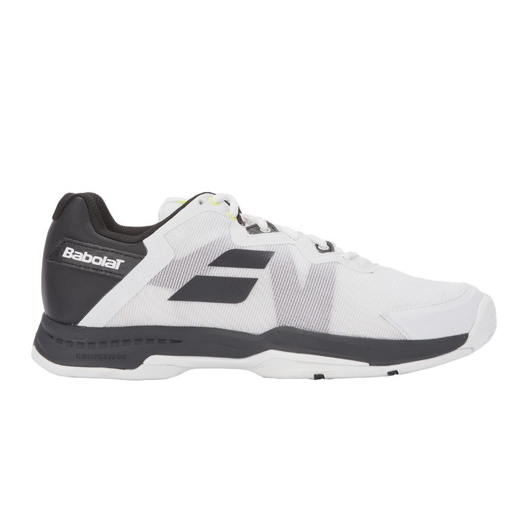 SFX 3 Men's Tennis Shoe - Black/Silver