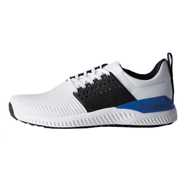 adidas adicross Bounce Men's Golf Shoe - White/Black