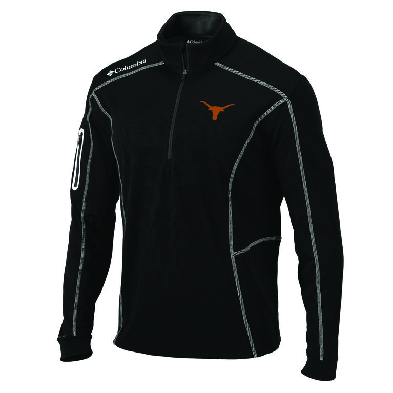 Columbia Texas Shotgun Golf 1/4 Zip