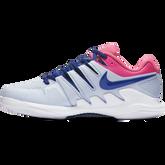 Alternate View 3 of Air Zoom Vapor X Women's Tennis Shoe - Light Blue