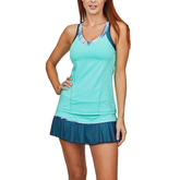 Speed Lines Collection: Sleeveless Cami Tank Top
