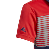 Alternate View 2 of Boys Engineered Stripe Polo Shirt