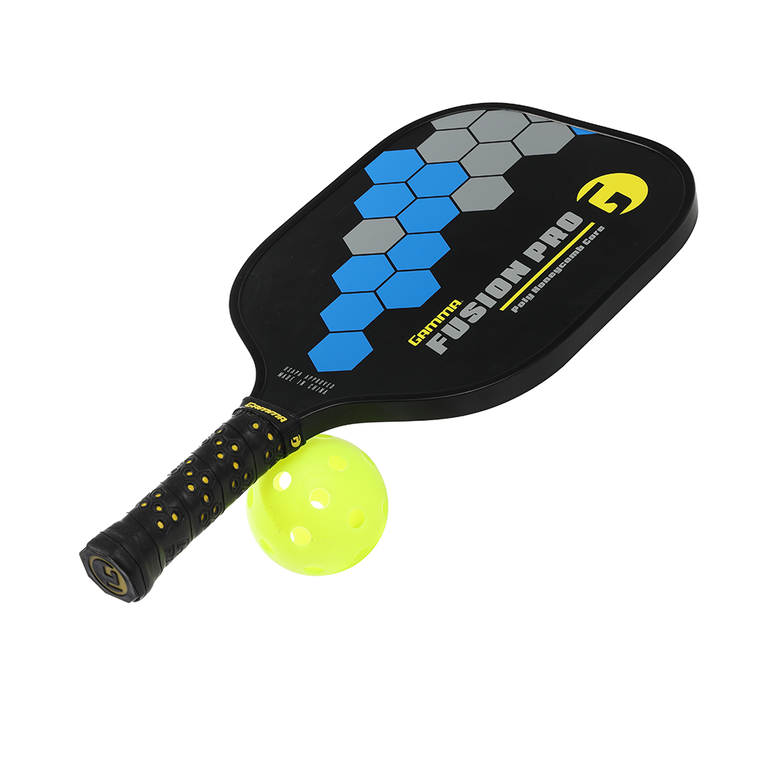 Fusion Pro Pickleball Paddle - Blue