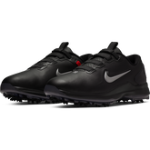 Alternate View 6 of TW71 FastFit Men's Golf Shoe - Black/Silver