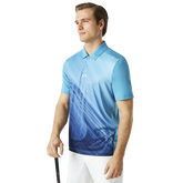 Alternate View 3 of Exploded Ellipse Golf Polo Short Sleeve
