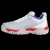 Alternate View 2 of CODECHAOS USA Men's Golf Shoe - Red/White/Blue