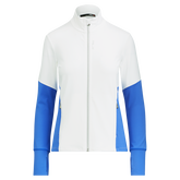 Alternate View 3 of Color-Blocked Zip Jacket