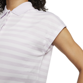 Alternate View 3 of Dri-FIT Women's Striped Fairway Golf Polo