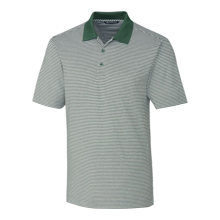 Forge Polo Tonal Stripe