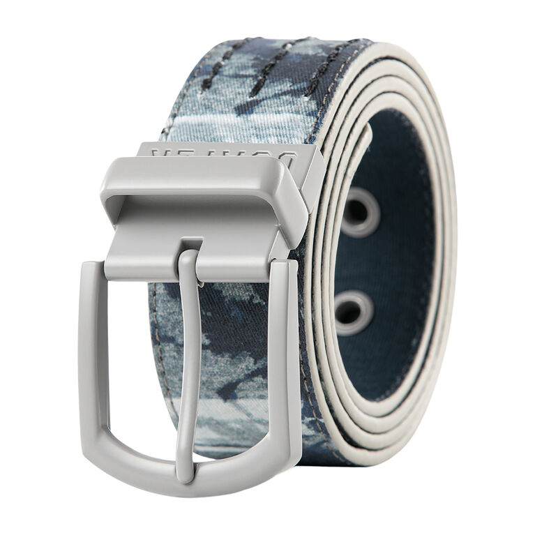 Out Of Line Print Reversible Belt