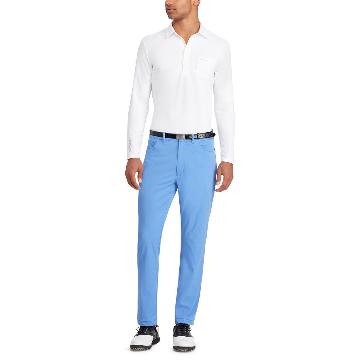 Rlx Golf Custom Slim Long Sleeve Polopga Tour Superstore