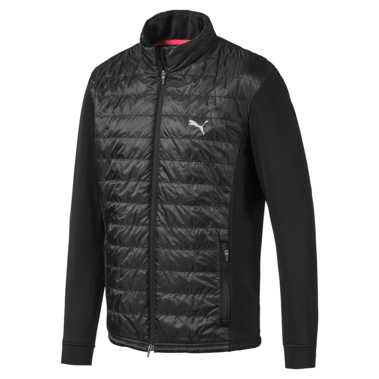 Quilted Primaloft Golf Jacket
