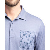 Alternate View 3 of Flat Foot Palm Pocket Polo