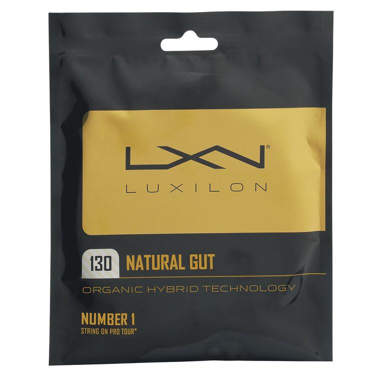 Luxilon Natural Gut String Set - 16 Gauge