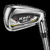 KING SpeedZone Iron Set w/ Steel Shafts