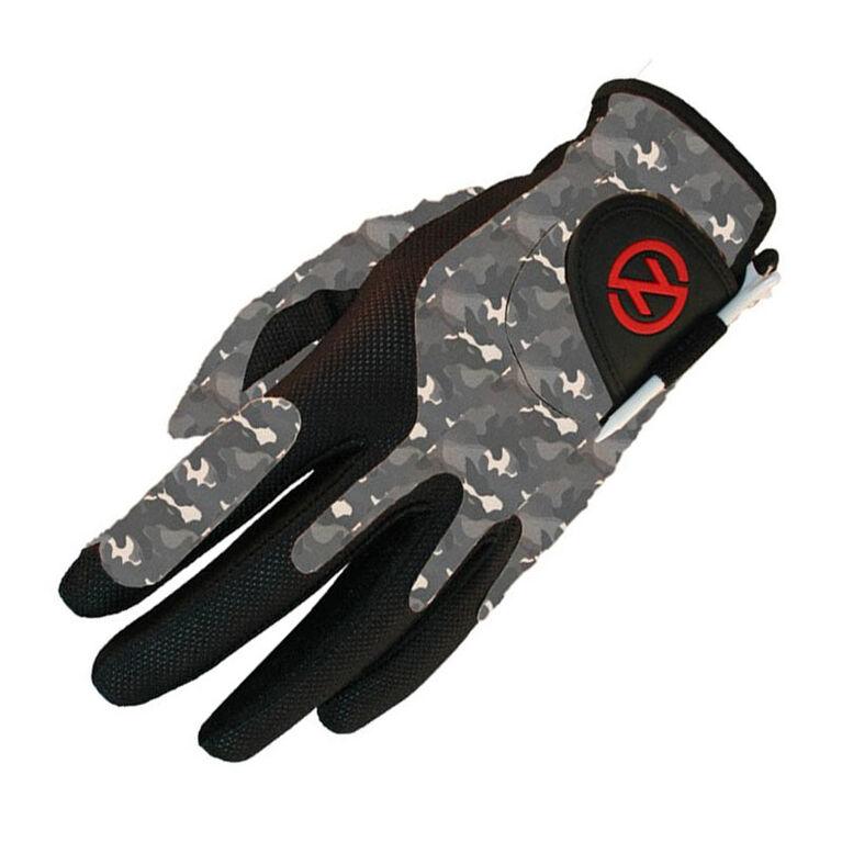 Zero Friction Men's Compression Golf Glove - Night Camo
