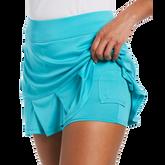 "Alternate View 1 of Ruffle Pleated 14"" Tennis Skort"