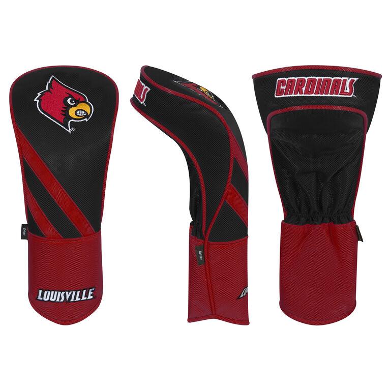 Team Effort Louisville Cardinals Driver Headcover