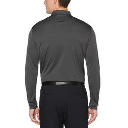 Long Sleeve Performance Oxford Polo