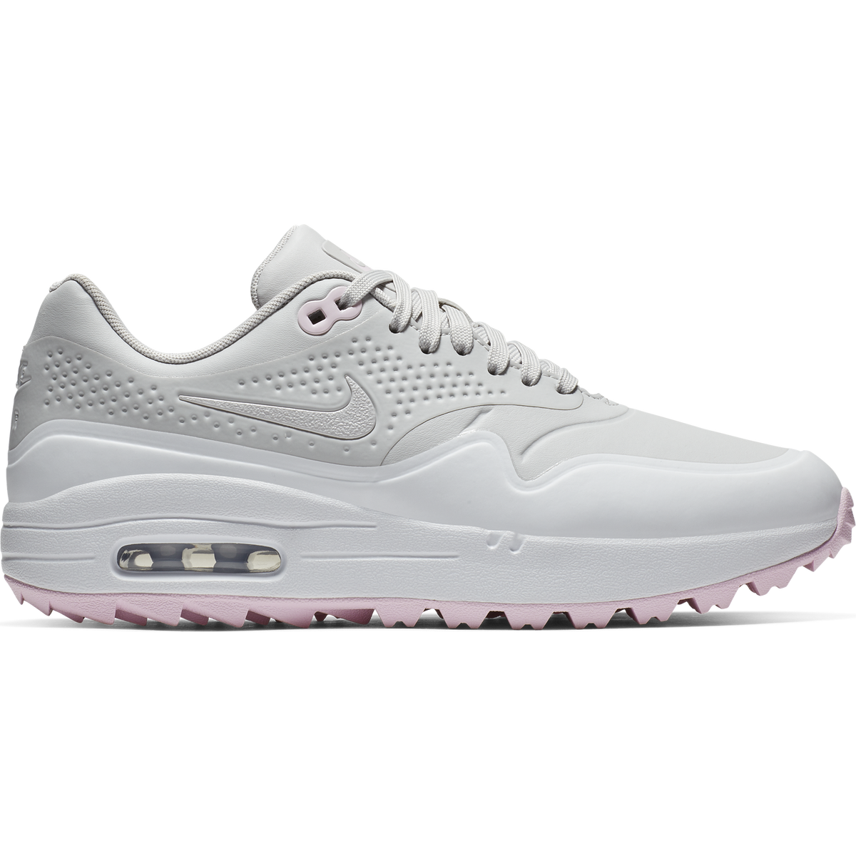 Images. Air Max 1G Women  39 s Golf Shoe - White Grey 58577f497