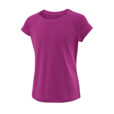 Wilson Girls' Cap Sleeve Top