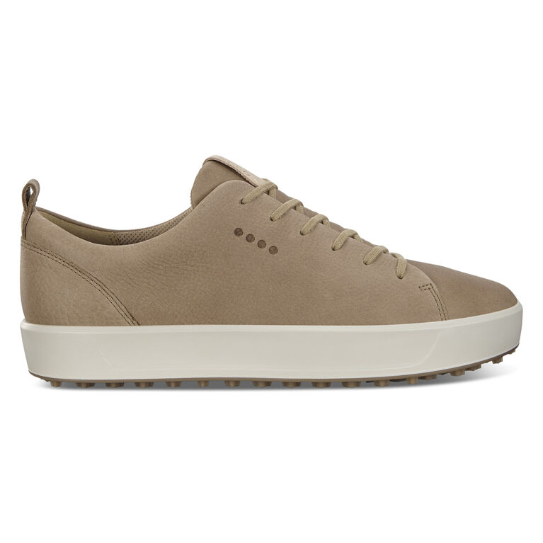 Soft Men's Golf Shoe - Brown