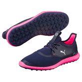PUMA Ignite Spikeless Sport Women's Golf Shoe - Navy
