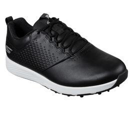 GO GOLF Elite V.4 Men's Golf Shoe - Black/White