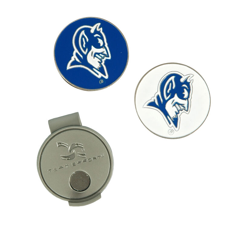 Team Effort Duke Blue Devils Hat Clip